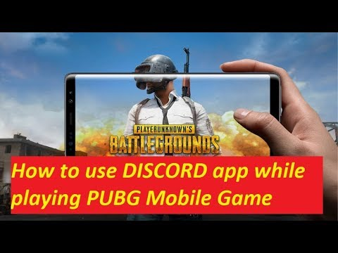 How To Use Discord For PUBG Mobile - PUBGM Mobile Gaming (quick 4 Minutes Guide)