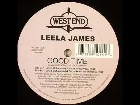 Leela James - Good Time (Jihad Muhammad & Blaze Vocal)