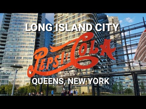 The New Downtown in NY? - Long Island City, Queens