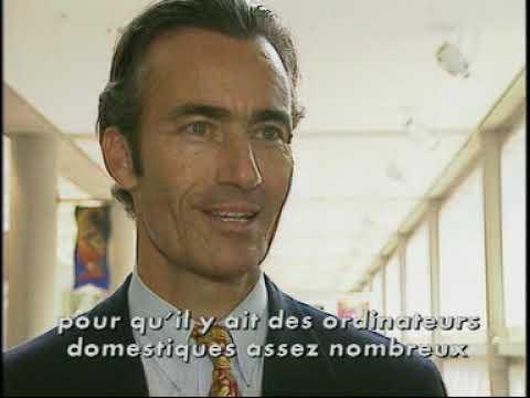 "Interview de Trip Hawkins  - Electronic Arts - ""Generation Jeux Videos"" - Canal + Multimedia 1999"