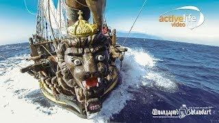 Путешествие на фрегате Штандарт - вся правда о морской романтике