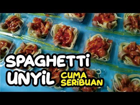 Terbukti Laris Jualan Spaghetti Murah Pas Dijual Untuk Kantin