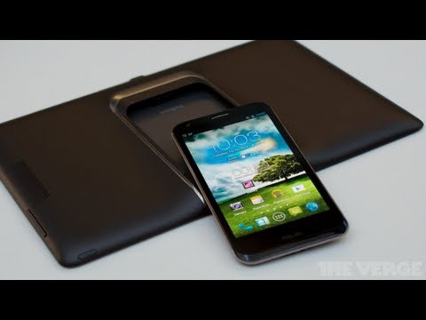 ASUS Padfone 2 offiziell vorgestellt | SwagTab