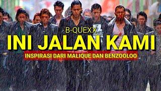 Download Lagu B-QUEXX - INI JALAN KAMI (Lirik) 🔥🔥 mp3