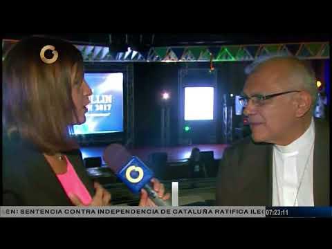 Cardenal Porras: Globovisión debe seguir su lucha por darle cabida a toda forma de pensamiento