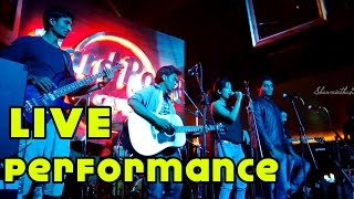 Sharmistha Deb Live Performance @ Hard Rock Cafe - Rolling In The Deep - Adele