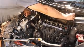LANCER X 1 5 Замена сальников клапанов