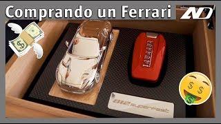 Comprando un Ferrari 😱 ¿Cuál es el proceso? - Vlog AutoDinámico