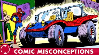 Top 5 DUMBEST Comic Book VEHICLES!
