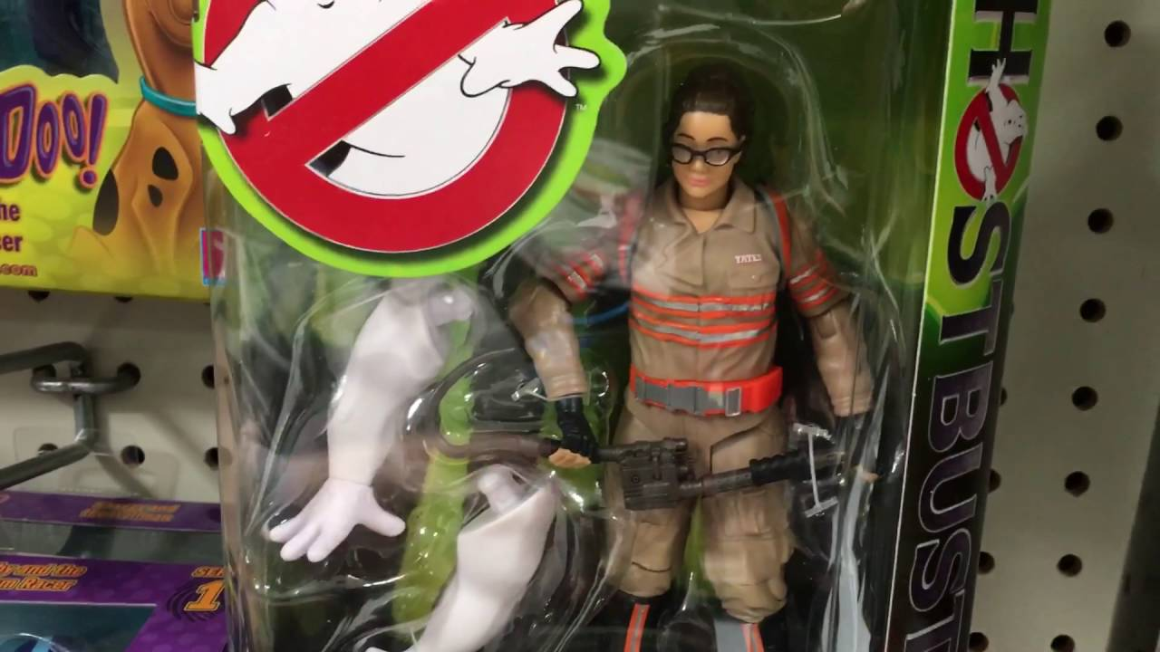New Ghostbusters Toys At Walmart Toy Hunting Youtube