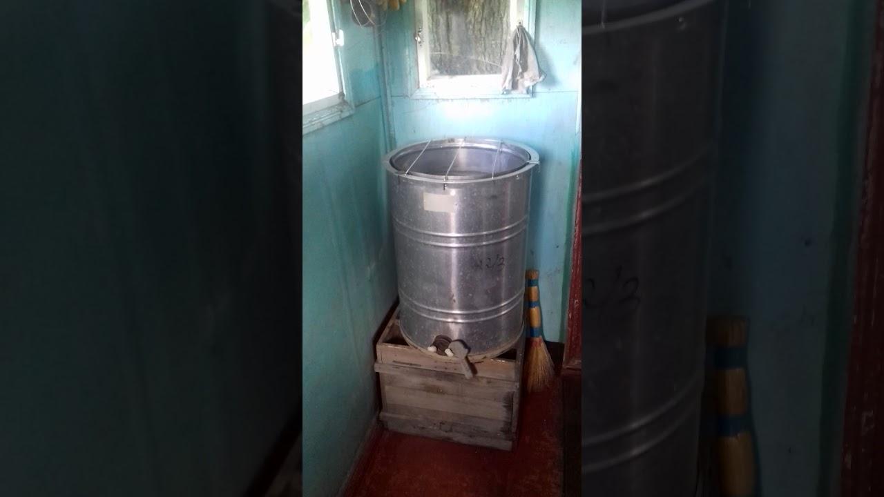 этом помещение для откачки меда фото кексы