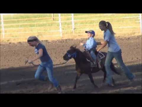 McHenry County Saddle Club ND04 Barrel Racing July 30, 2013