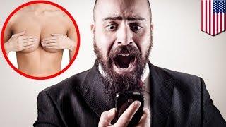Une appli porno sur Android prend votre photo, verrouille votre mobile et vous extorque