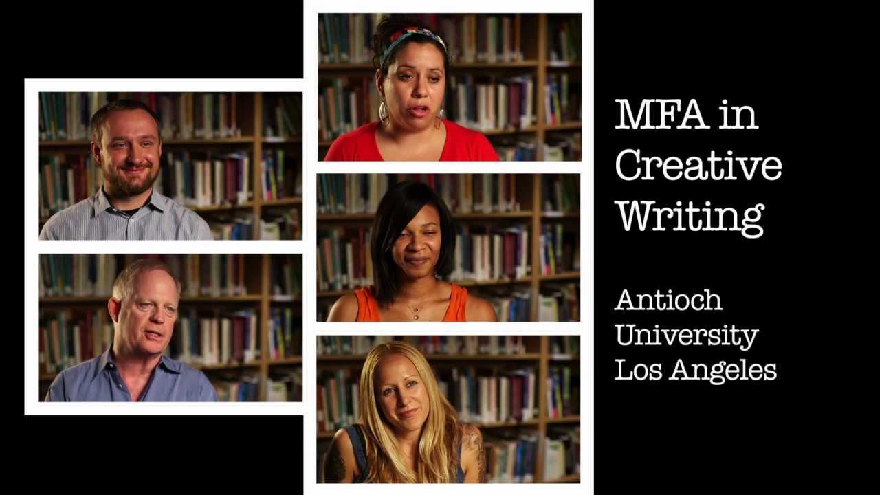 Mfa creative writing programs los angeles