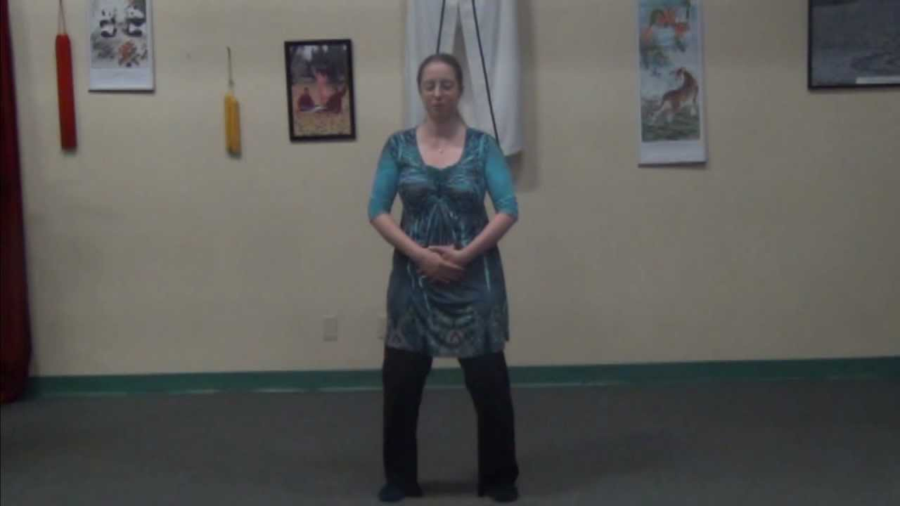 Neck and Back pain Qigong