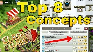 Top 8 Update Concepts That Should Be Added To Clash of Clans!