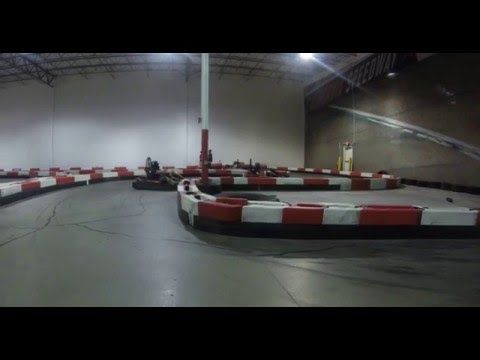 Tampa Bay Grand Prix | Indoor Go Karts - Race 3, Red Track