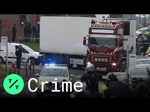 U.K. Police Expand Probe as 39 People Found Dead in Truck Came From China