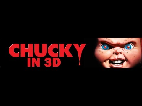CHUCKY 3D (2014) Full Movie (fan film) Anaglyph