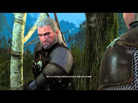 Origin PC EON15-S GTX 980m The Witcher 3 gameplay (Ultra)