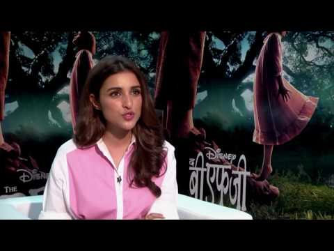 Making Of The BFG (Hindi)