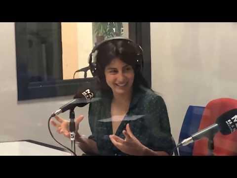 En directo en la radio de Madrid 88.6 FM