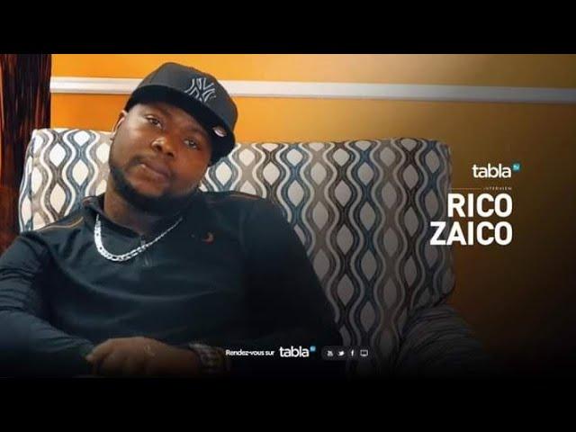 Rico Zaïco - Tabla TV