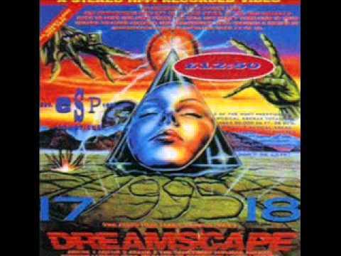 Dj Vinylgroover Dreamscape 17 vs 18.
