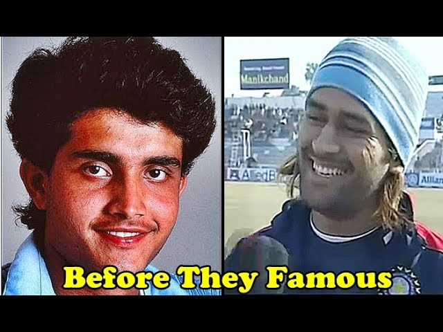 Ms Dhoni, Virat Kohli Interview Before They Were Famous.. #1