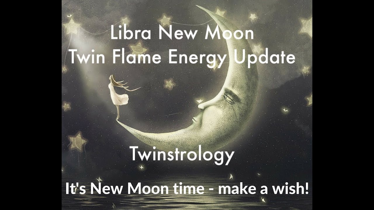 New Moon in Libra Twin Flame Update -