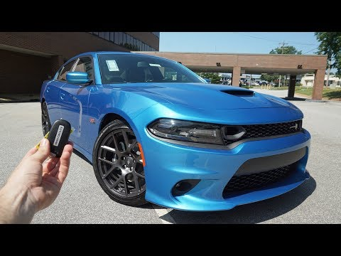 2019 Dodge Charger R/T Scat Pack Plus: Start Up, Exhaust, Test Drive and Review
