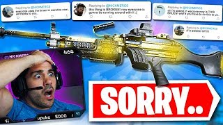 """YOU RUINED WARZONE!"" 😓 (My Response)"