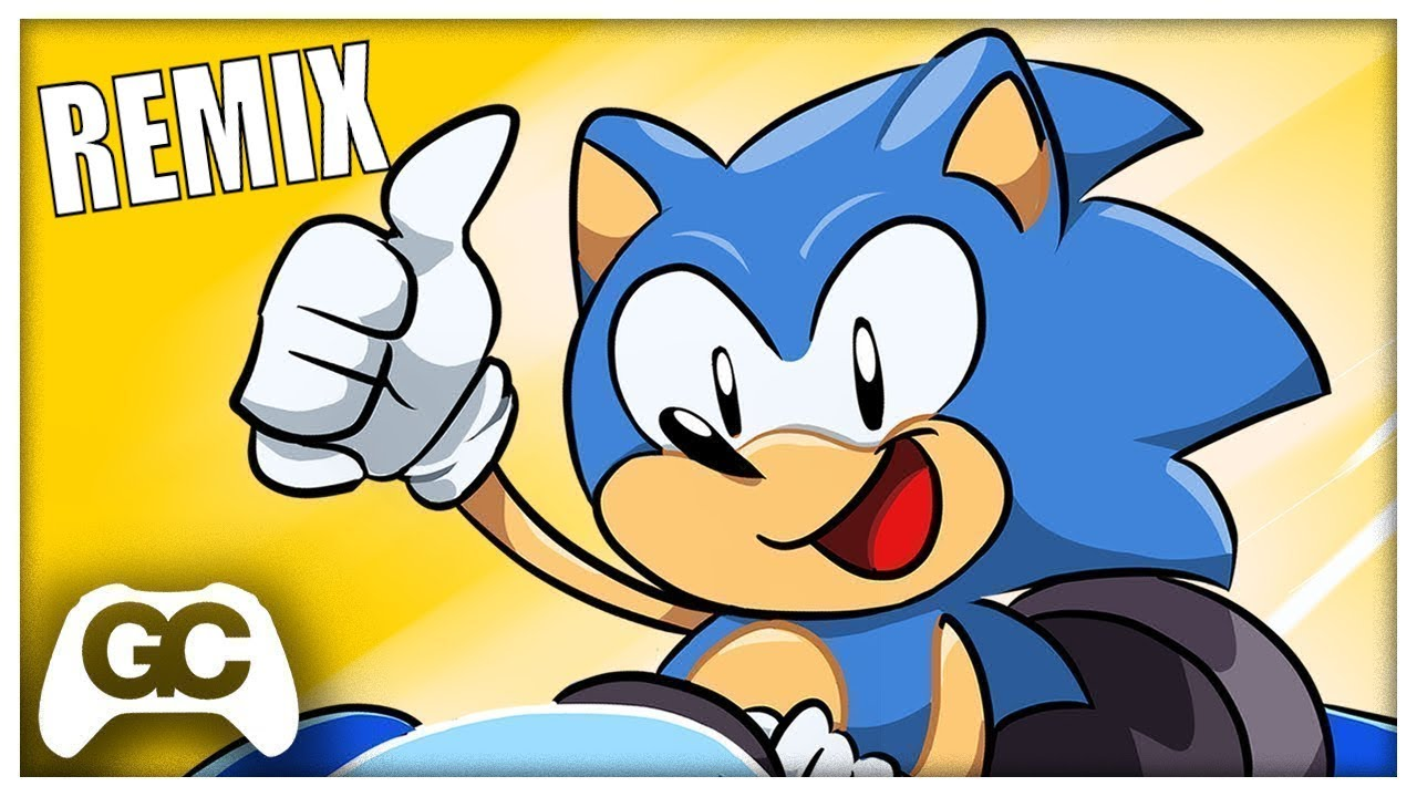 HAPPY BIRTHDAY SONIC!! ▸ Super Sonic Racing – Chjolo Vocoder Remix ~  GameChops