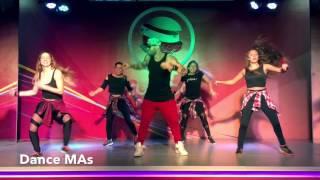 Baila Conmigo - Juan Magan Feat. Luciana - Marlon Alves Dance Mas