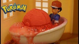 Pokemon! 「pokemon Bath Bomb!」 Surprise Toys「劇場版ポケットモンスター!キミにきめたのびっくらたまご!」 thumbnail
