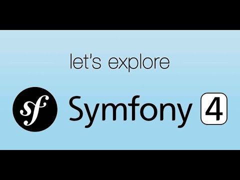 [3/9] - Beginners Symfony 4 Tutorial - Let Twig Do The Hard Work