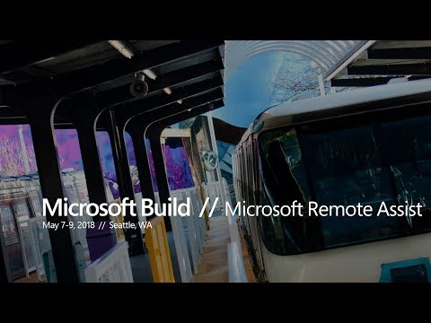 Microsoft HoloLens: Collaborate with Microsoft Remote Assist to solve problems faster