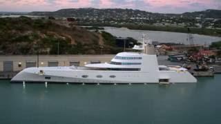 Top 5 des yachts de luxe privés les plus chers du monde