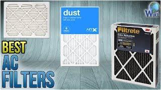10 Best AC Filters 2018