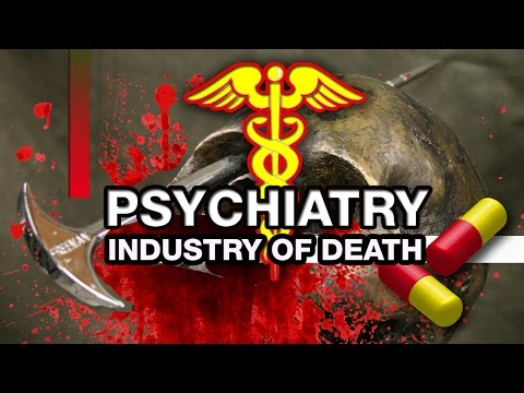 History of Psychiatry  -- Marketing of Madness