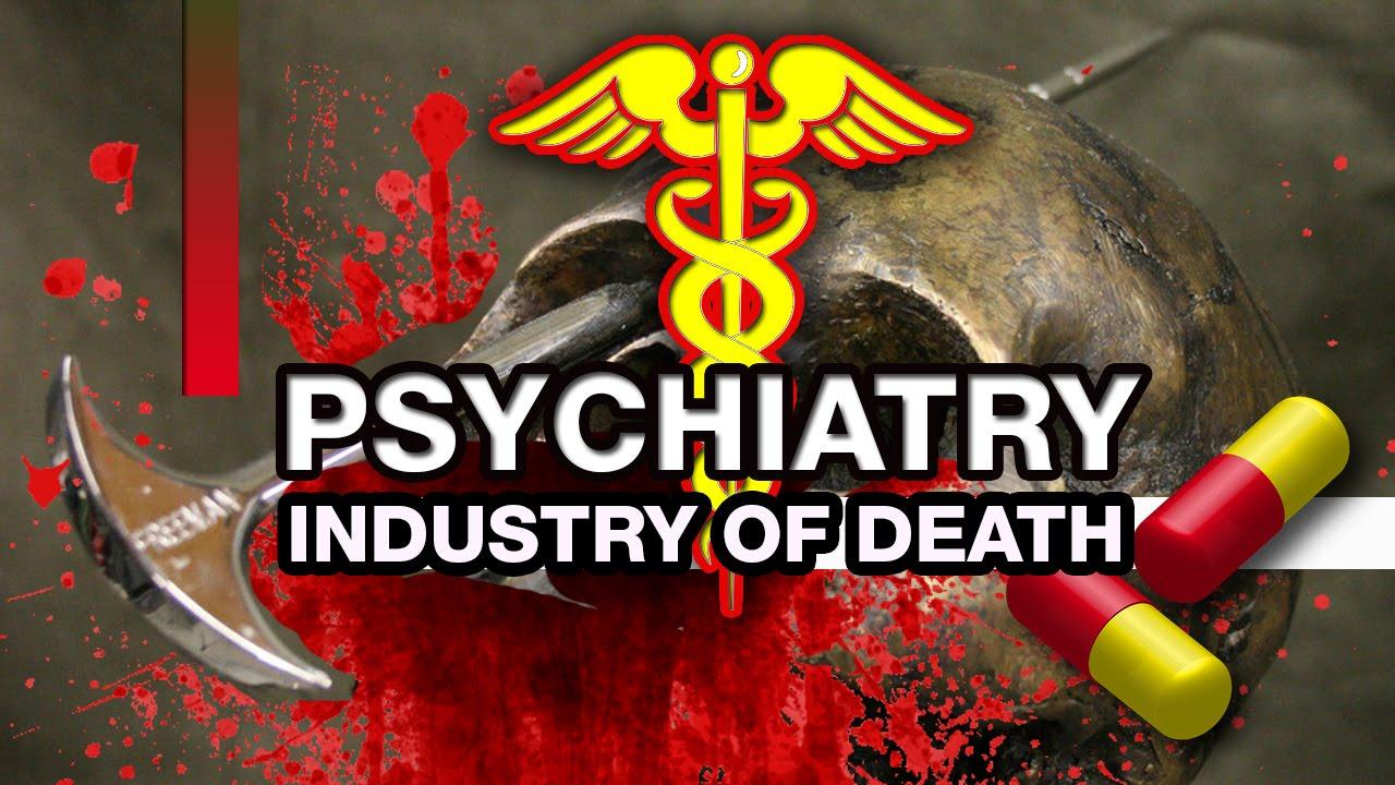 History of Psychiatry  -- Marketing of Madness