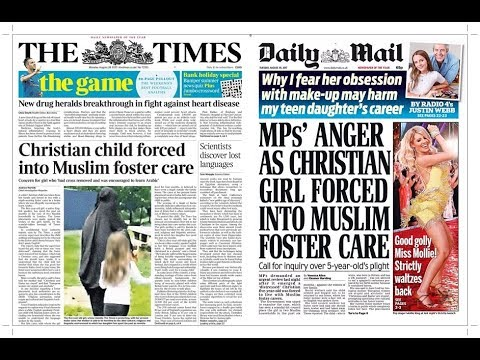 Outrage! How The Times and The Daily Mail are fostering anti-Muslim bigotry
