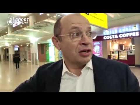 """Сергей Прядкин: """"Верю, что  сборная на Евро выступит достойно"""""""