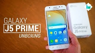 Samsung Galaxy J5 Prime Unboxing & First look!! Review