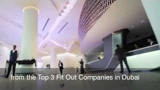 Top Rated Interior Fit Out Companies in Dubai, UAE
