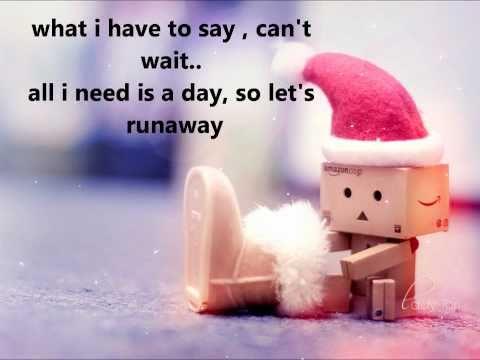 Runaway  Bruno Mars