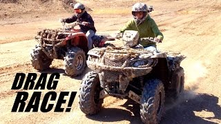 yamaha grizzly 660 vs suzuki kingquad 650