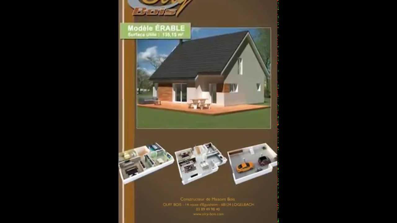 Maisons Olry Bois Par P2 Youtube