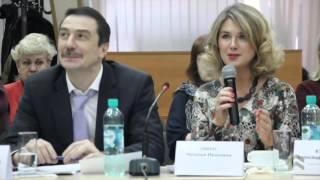 Дискуссия ''Основы культурной политики'' с участием министра культуры НСО