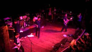 Strung Out - Ghetto Heater - Your Worst Mistake - Better Days - Live at HOB WeHo - 11.19.2010